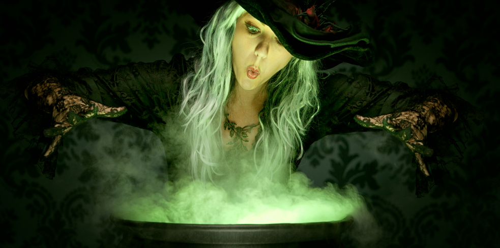 ... witches' brew and thought it was one worth sharing. You will need
