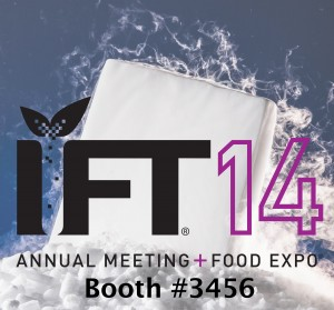 CCPI to feature dry ice blasting at IFT '14 #IFT14 #NOLA