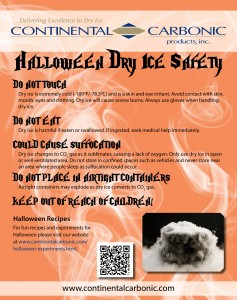 Halloween Safety Poster 9-2015