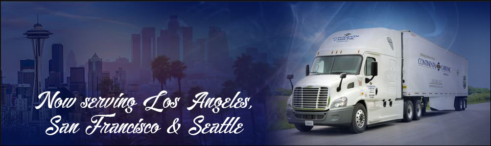 Now serving dry ice needs in Seattle, Los Angeles and San Francisco