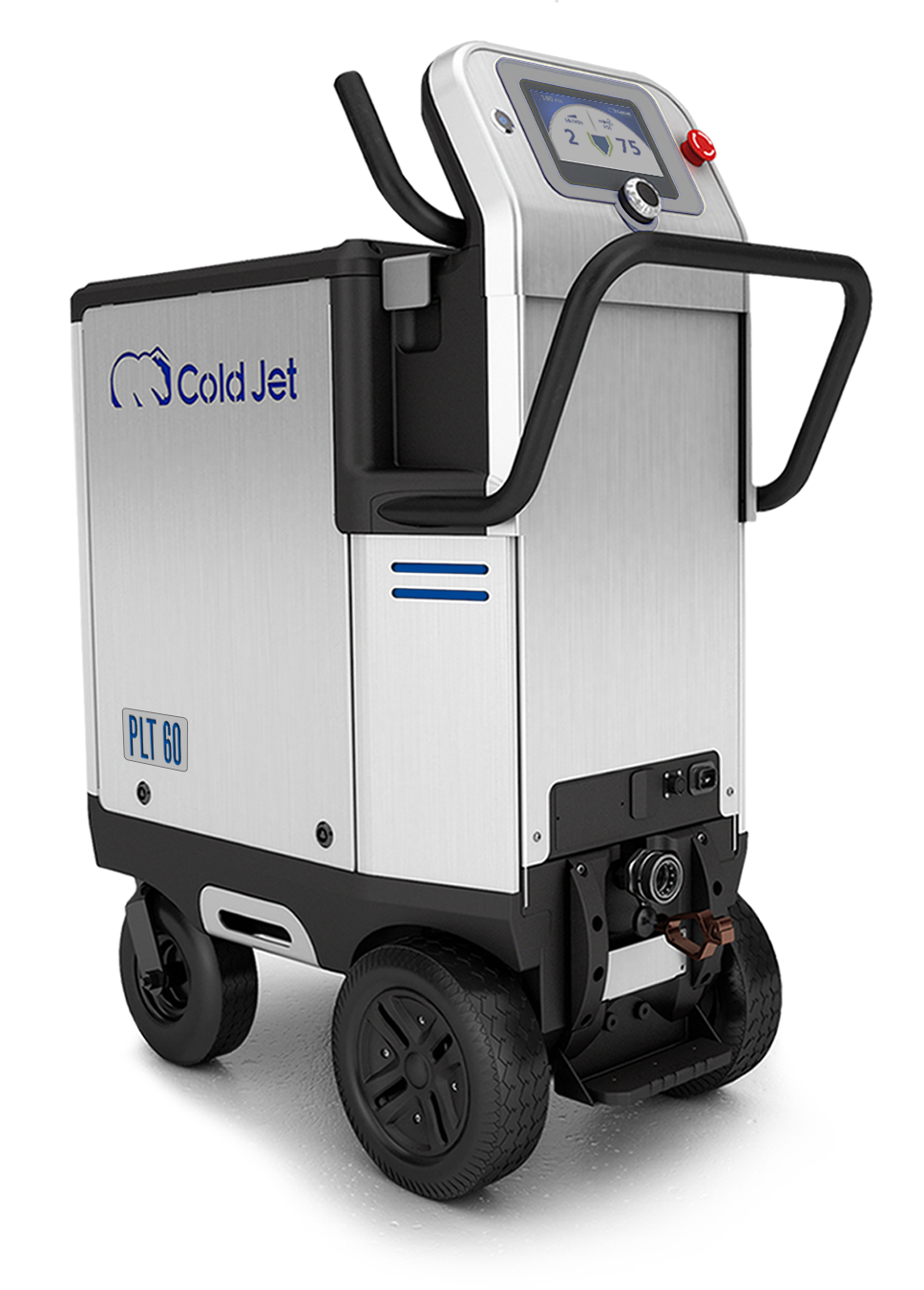 Cold Jet PLT 60 Dry Ice Blasting Machine