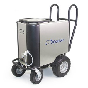 Cold Jet Aero 40FP Dry Ice Blasting Machine