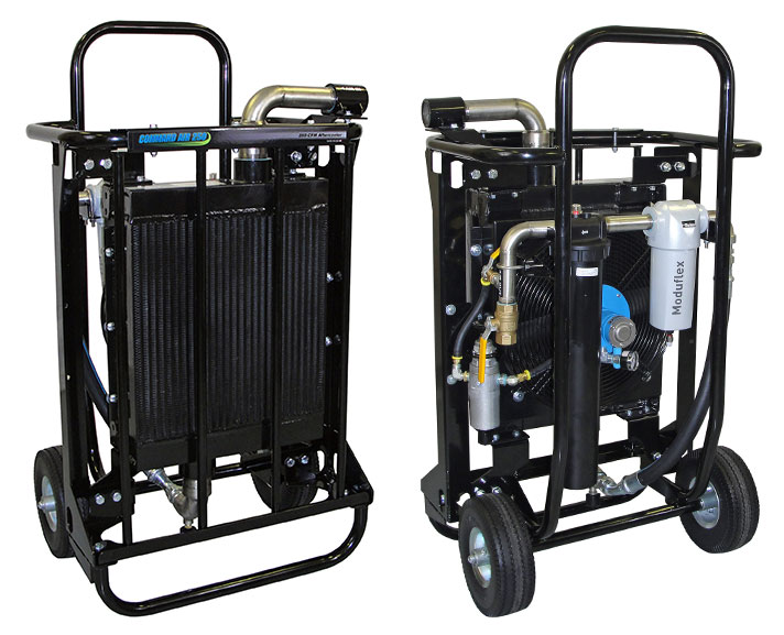 Command Air CA-250 Portable After Cooler / Air Filter available from Continental Carbonic