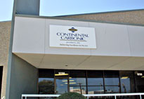 Continental Carbonic, manufacturer & distributor of dry ice.
