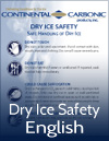 dry ice safety brochure