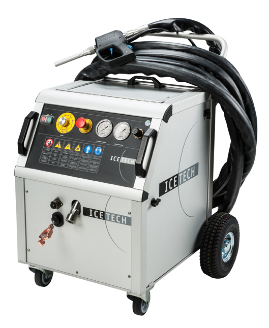 KG30 SUPREME Dry Ice Blasting Machine