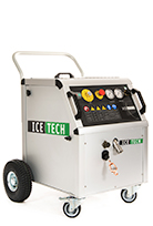 IceTech KG30 SUPREME Dry Ice Blasting Machine