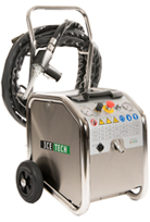 IceTech KG6 Dry Ice Blasting Machine