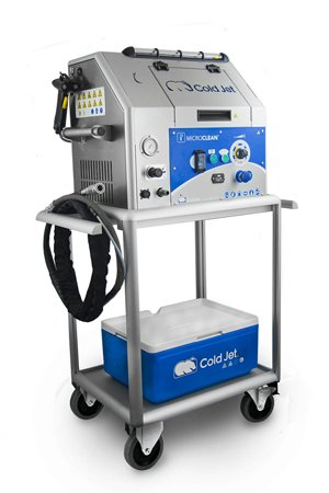 Cold Jet i3 MicroClean Dry Ice Blasting Machine