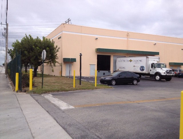 Continental Carbonic, manufacturer of dry ice, is located at 6151 N. W. 72nd Avenue, Miami, FL 33166.