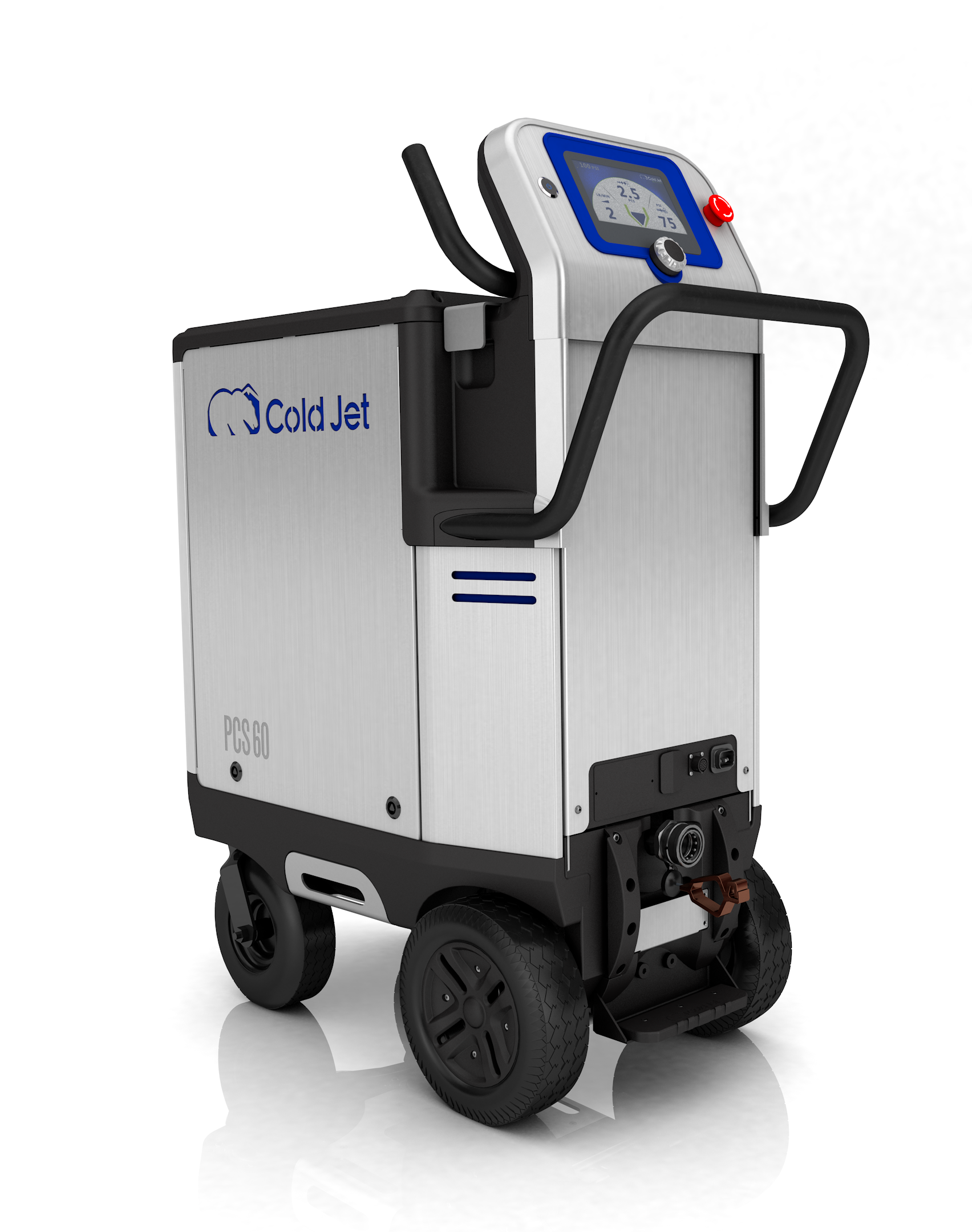 Cold Jet Aero PCS 60 Dry Ice Blasting Machine