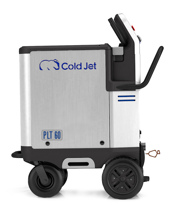 Aero2PLT 60 Dry Ice Blasting Machine