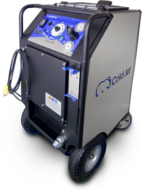 Cold Jet SDI Select 60 Dry Ice Blasting Machine