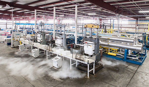 dry ice blast cleaning in food processing industries pdf