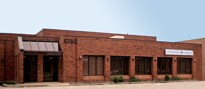 Continental Carbonic, manufacturer of dry ice, is located at 6790 Columbus Road Mississauga, ON L5T 2G1 Canada.