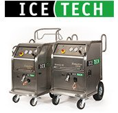 Ice Tech Dry Ice Blasting Machines