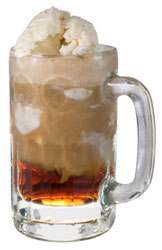 How to make root beer using dry ice from Continental Carbonic.